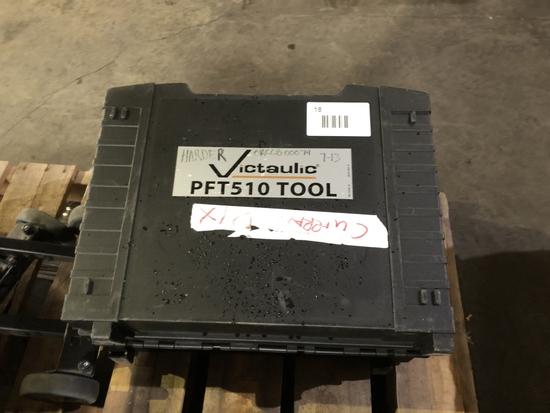 Victaulic PFT-510 Press Tool