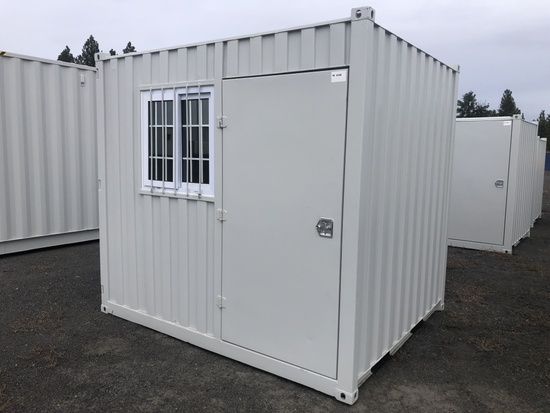 2020 9ft. Shipping Container