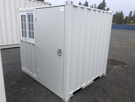 2020 7ft. Shipping Container