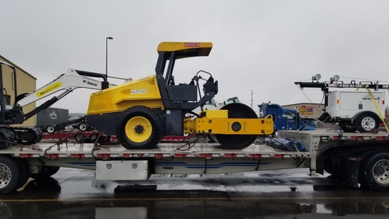 2014 Bomag BW177D-50 Roller