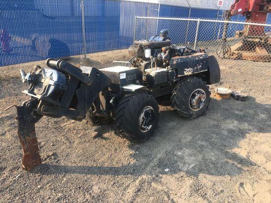 Bobcat 4x4 Trencher