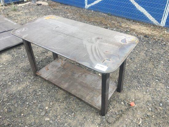 2020 Industrial Welding Table