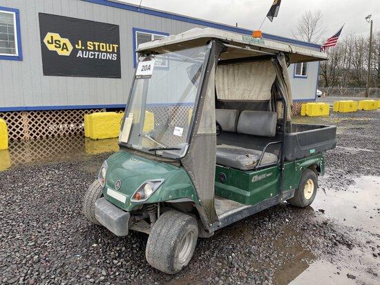 Yamaha U-Max Utility Cart