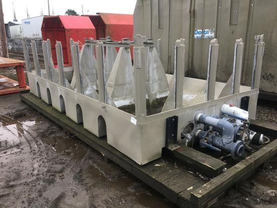 Water Recirculating Grattle