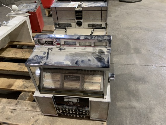 Wurlitzer & Seeburg Juke Box Controllers