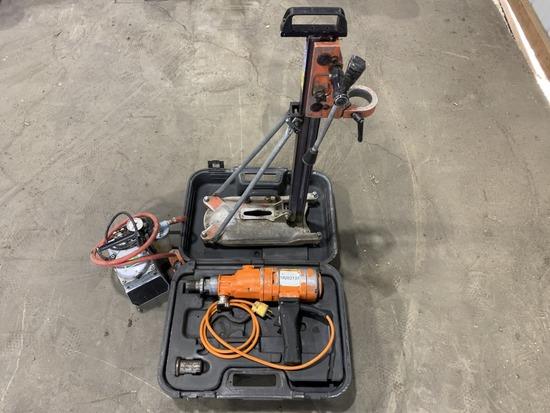 2001 Core Bore Core Drill Kit