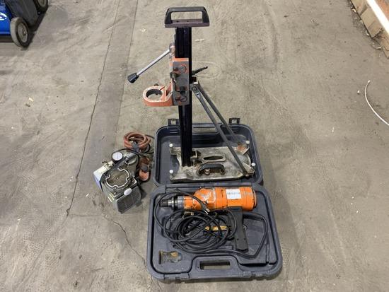 2003 Core Bore Core Drill Kit