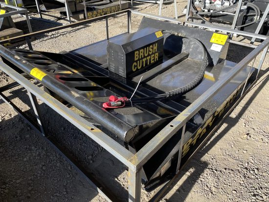 2020 Mower King SSRC Brush Cutter