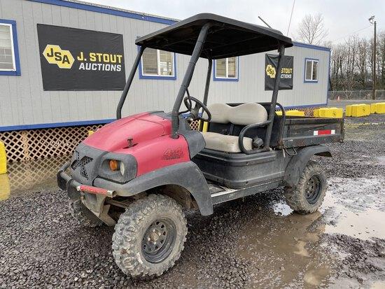 Club Car 4x4 Utility Cart