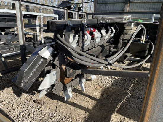 2020 Mower King ECSSCT72 Trencher