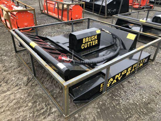 2021 Mower King SSRC Brush Cutter