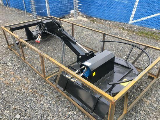 2021 Topcat BDRC Hydraulic Arm Brush Mower