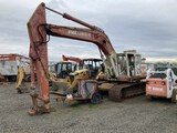 1984 Link-Belt LS3400 Hydraulic Excavator