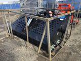 2021 Topcat ECSSLR72 Lawn Rake