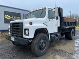 1981 International 1800 S/A Dump Truck