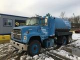 1990 Ford L9000 Sewer Rodder Truck
