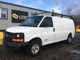 2005 Chevrolet Express 3500 Cargo Van