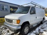 2004 Ford E350 SD Cargo Van