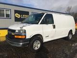 2005 Chevrolet Express 3500 Van