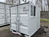 2021 8' Shipping Container