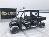 2015 Polaris 4x4 Crew Cab Utility Cart