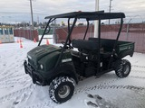 2012 Kawasaki 4010 Trans Crew 4x4 Utility Cart