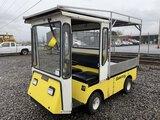 1998 EZ-Go XI875 Utility Cart