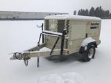 2006 Ingersoll Rand P425WCU Towable Air Compressor