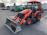 2014 Kubota L47TLB Tractor Loader Backhoe