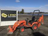 2014 Kubota BX25DLB 4x4 Utility Tractor