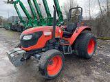 2014 Kubota M6060HD Utility Tractor
