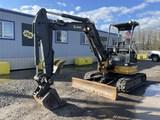 2012 John Deere 35D Mini Hydraulic Excavator