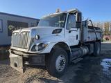2009 International 7500 S/A Dump Truck