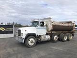 1991 Mack RD688S Tri-Axle Dump Truck