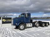 2009 Kenworth T800B Tri-Axle Truck Tractor