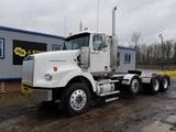 2014 WesternStar W4900 SB Glider Truck Tractor