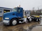 2013 Mack CXU613 Tri-Axle Truck Tractor