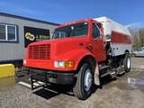 1995 International 4700 Sweeper Truck