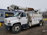 2005 GMC C8500 Digger Derrick Truck