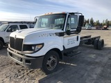 2013 International Terra Star S/A Cab & Chassis Tr
