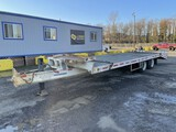 2003 Towmaster T-30 T/A Equipment Trailer