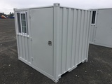 2021 7' Shipping Container