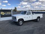 1986 Ford F250 4x4 Pickup