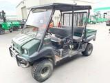 2012 Kawasaki 4010 Mule 4x4 Utility Cart