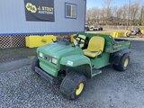 1981 John Deere Gator E-Turf Utility Cart
