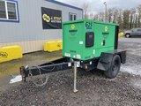 2013 Doosan G25 Towable Generator