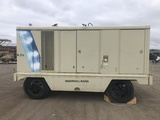 1981 Ingersoll Rand 750 Towable Air Compressor