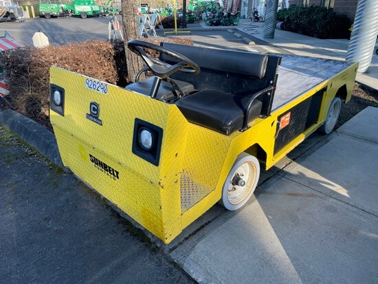 Cushman Titan XD Utility Cart