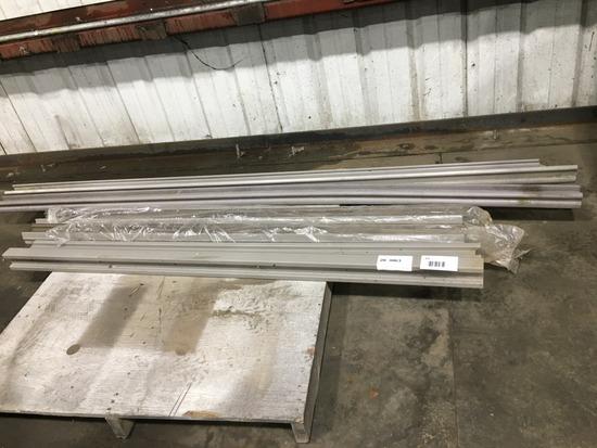Plastic Railing Pieces, Qty. 6