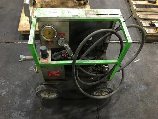 Gulf Coast TPWA 10000 Test Pump